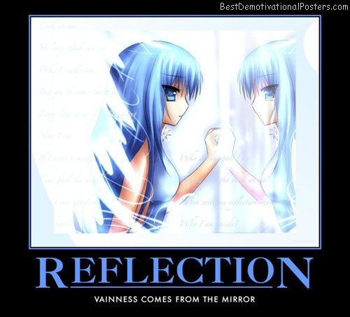 Reflection anime