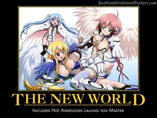 The New World Anime