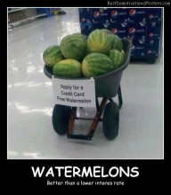 Watermelons Best Demotivational Posters