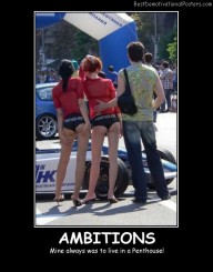 Ambitions Best Demotivational Posters