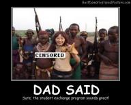 Dad Said
