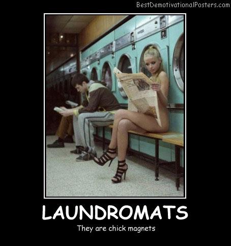 Laundromats Best Demotivational Posters