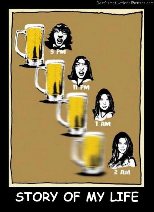 Beer Demotivational Posters