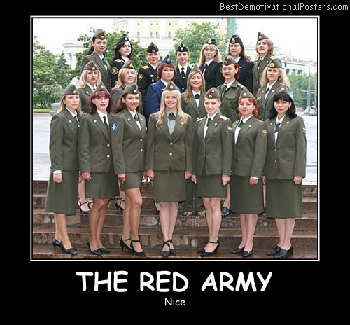 The red army best demotivational posters