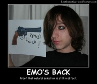 Emo's Back