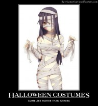 Halloween Costumes Anime