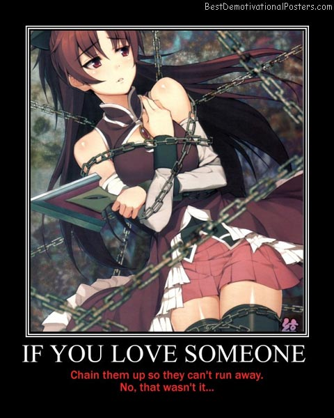 If You Love Someone anime
