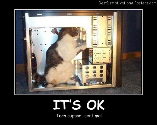 It's OK Best Demotivational Posters