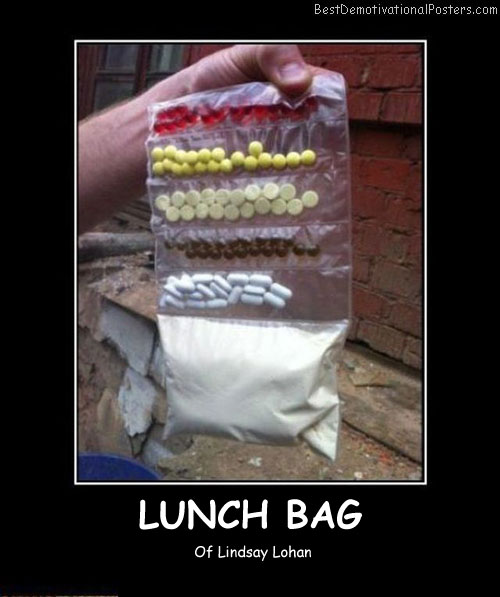 Lunch Bag Best Demotivational Posters