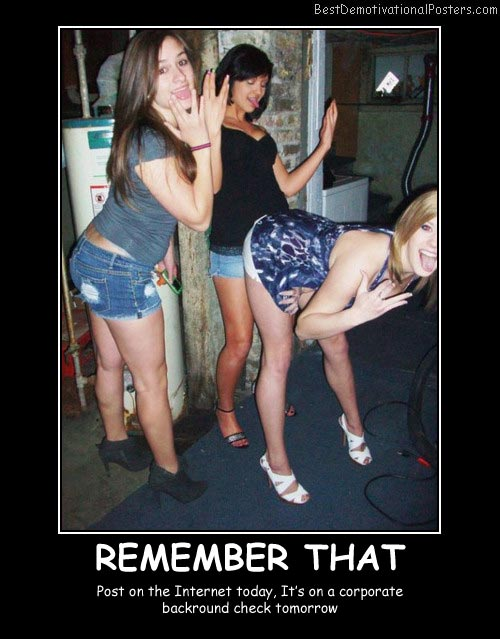 Remember That Best Demotivational Posters