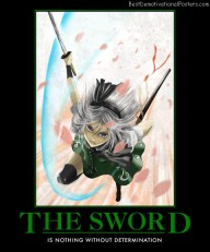 The Sword Determination