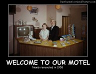 Welcome To Our Motel