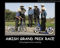 Amish Grand Prix Race