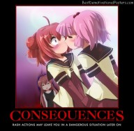 Consequences Later On anime