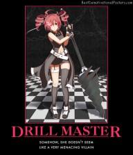 Drill Master Anime