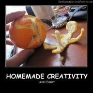Homemade Creativity
