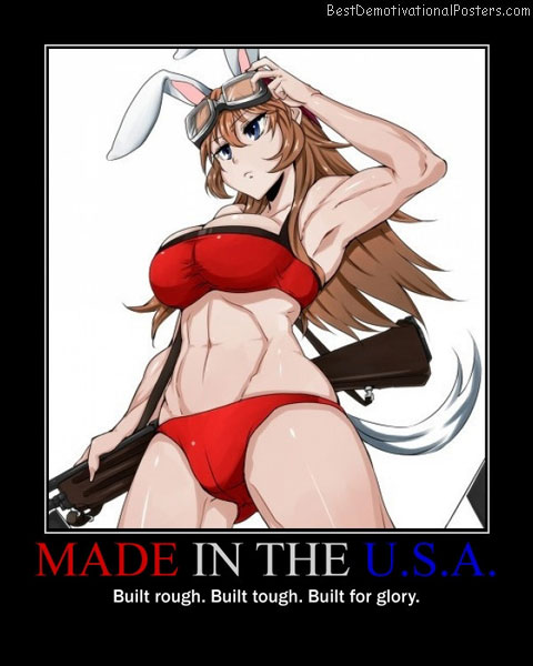Made In The USA anime