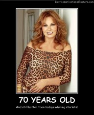 70 Years Old