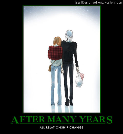 After Many Years anime