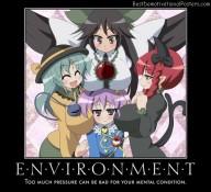 Environment Anime