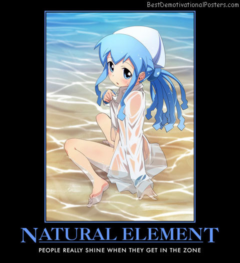 Natural Element Anime