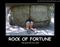Rock Of Fortune