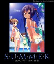 Summer Extra Crispy anime
