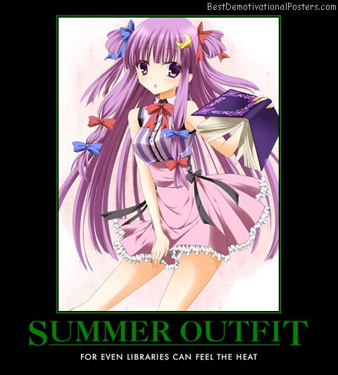 Summer Outfit Anime