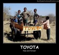 Toyota Forever