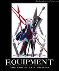 Anime Equipment
