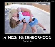 A Nice Neighborhood