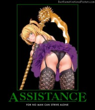 Anime Assistance