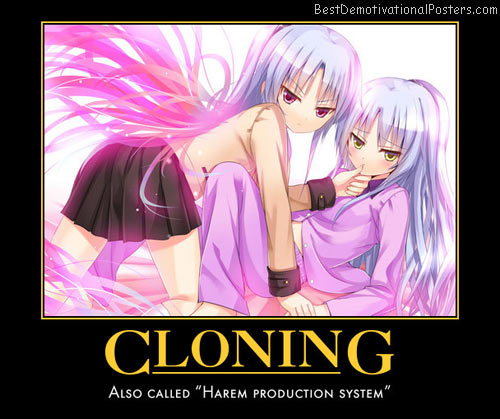 Anime Cloning