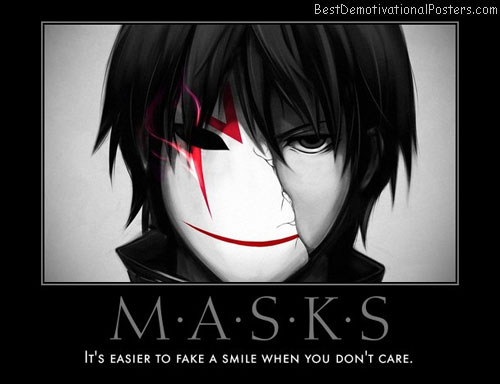 Anime Masks
