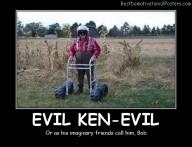 Evil Ken-evil