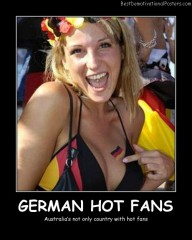 German Hot Fans