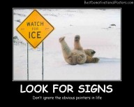 Look For Signs