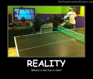 Ping Pong Reality