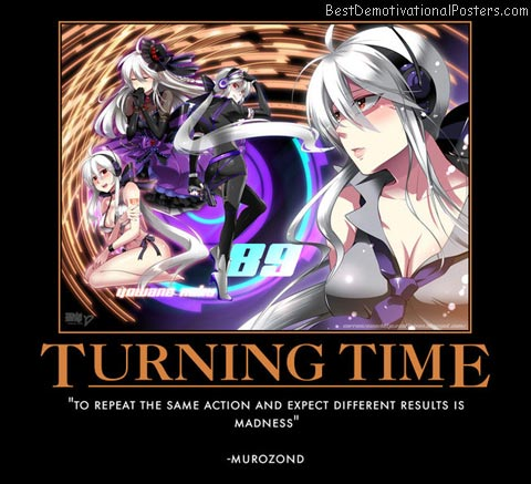 Turning Time anime