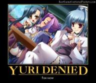 Yuri Denied
