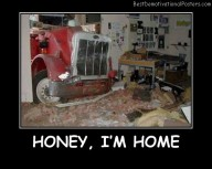 Honey, I'm Back