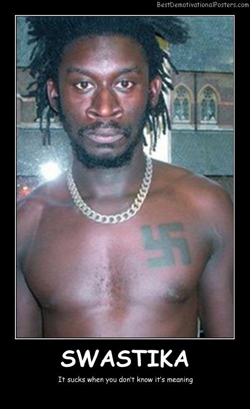 Swastika Best Demotivational Posters