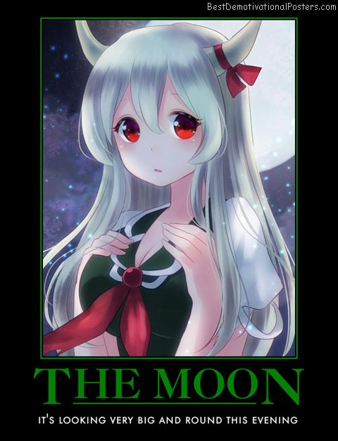 The Moon Anime