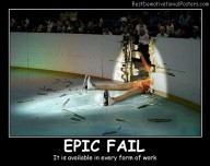 Epic Fail It Is Available