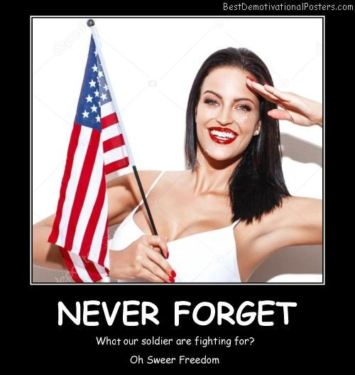 Never-Forget-blonde-Best-Demotivational-Posters