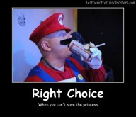 Right Choice Best Demotivational Posters