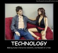 Technology Making Human
