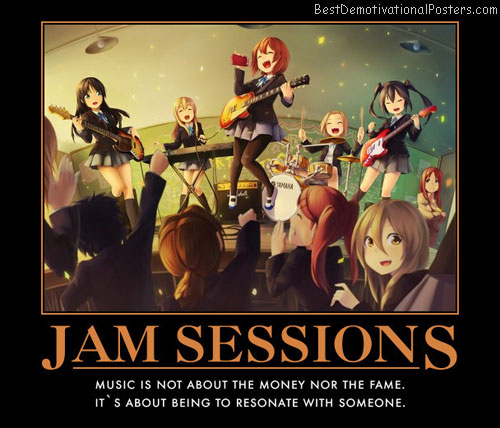 Jam Sessions anime