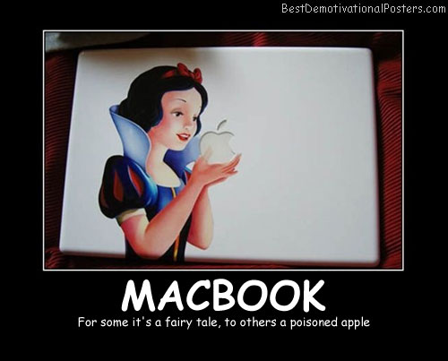 Macbook Arts Best Demotivational Posters