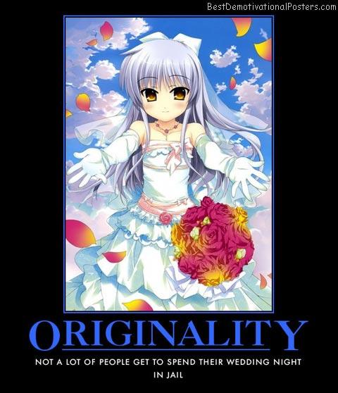 Originality Anime
